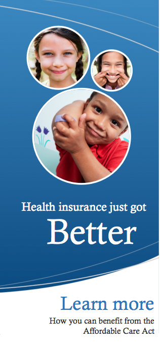 ACA brochure screen shot english