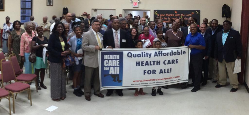 Baltimore City Forum Photo 2