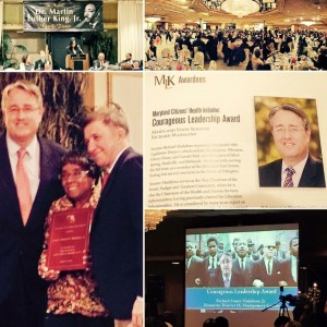 Sen Rich Madaleno Award Ceremony Collage